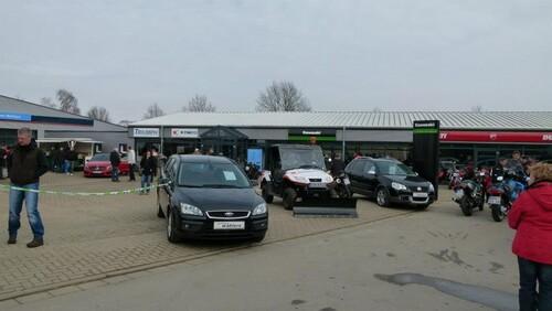 DUCATI in Scheeßel by Team Wahlers GmbH