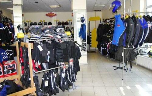 Motorrad Jansen