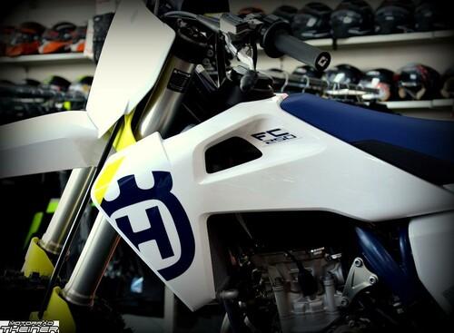 Motorrad Theiner