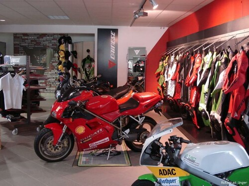 DUCATI am Sachsenring by Motorrad Unger