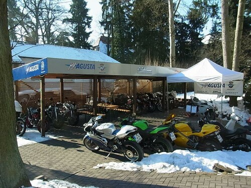 A.T.T. Tiedemann Motorräder MV Agusta Berlin