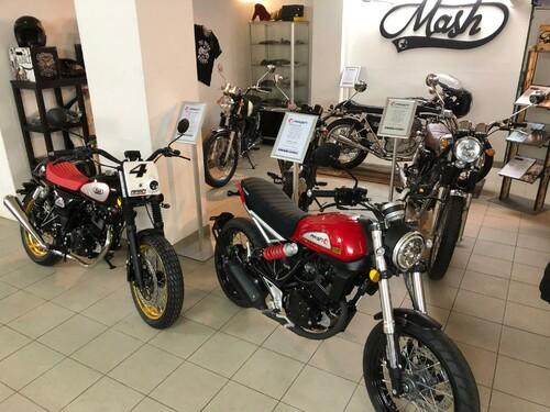A.T.T. Tiedemann Motorräder MASH Berlin