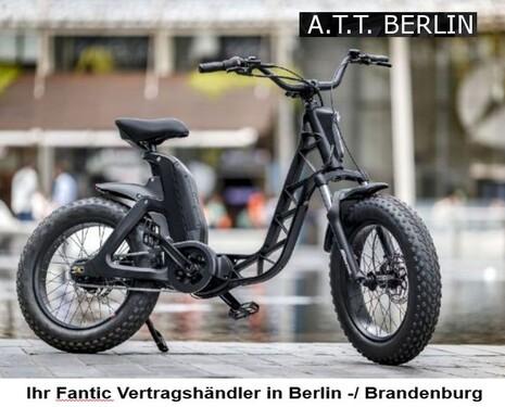 A.T.T. Tiedemann Motorräder FANTIC Berlin