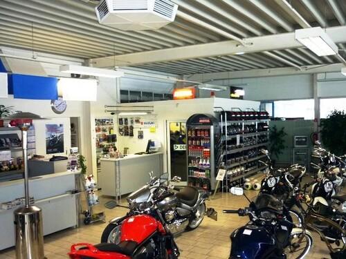 Motorrad Bröhl