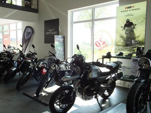 Motorradzentrale Kinberger