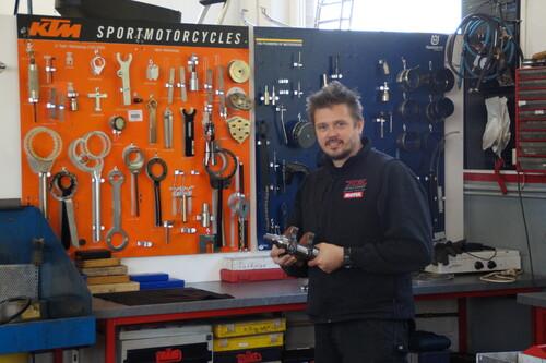 HM Racing Helge Muehlena