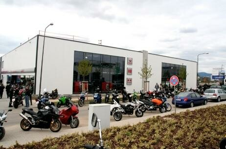 Motorradverleih Frankfurt