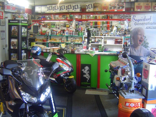 Motorrad Jankwitz