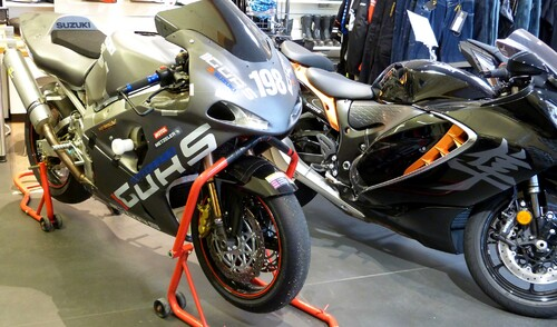Motorrad Guhs