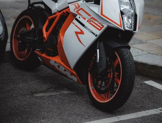 KTM 1190 RC8 R StreetFind der Woche