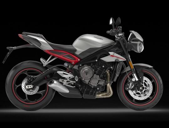Top 5 Motorräder für 5000 €