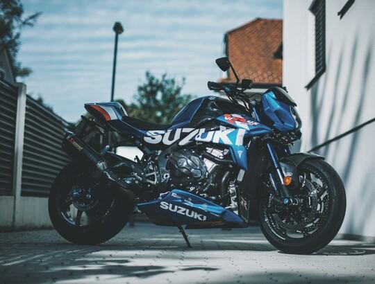 Suzuki Virus 1000R Tune-Up