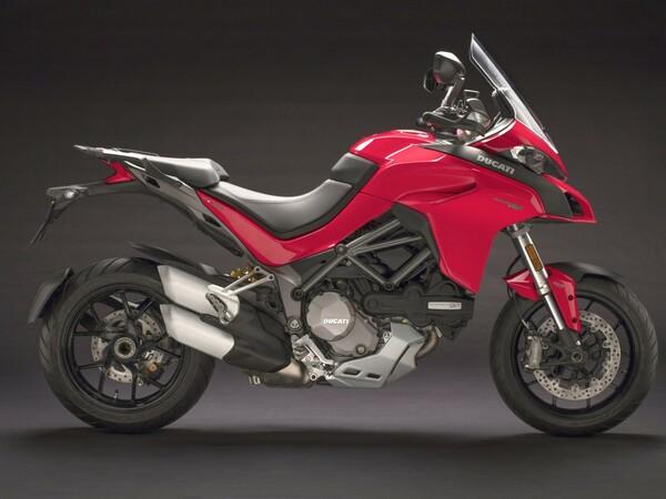 Sticker Kit für Windschild Ducati Multistrada 1260 S Pikes Peak Alle Farben