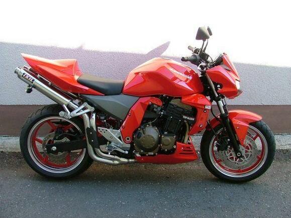 Kawasaki Quad X
