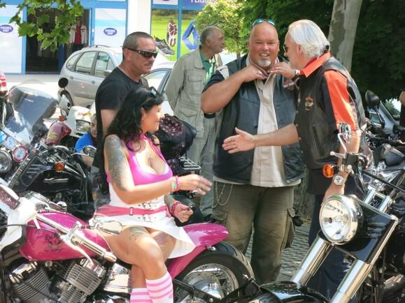 Harley Davidson Days Wien