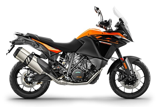 Motorrad Bild: KTM 1090 Adventure Test 2017