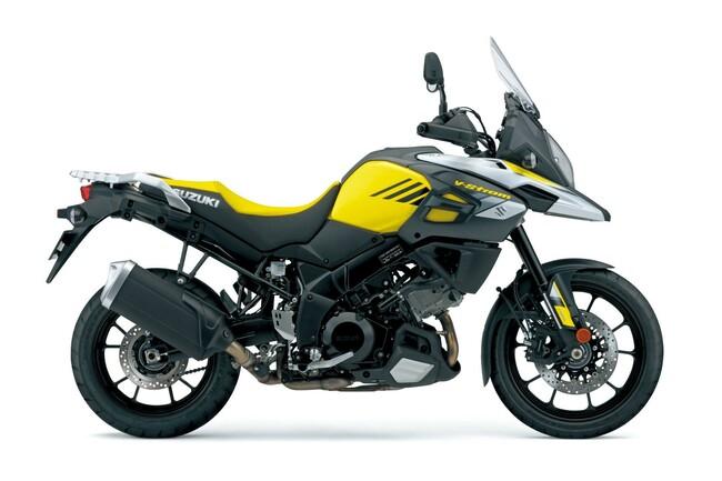 Motorrad Bild: Suzuki V-Strom 1000 ABS 2017