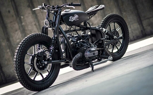 Motorrad Bild: El Diablo Machine