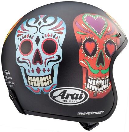 "Motorrad Bild: Jet Helm ""Freeway Classic"" von ARAI"