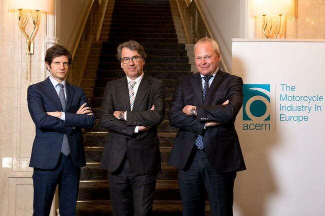 Motorrad Bild: Stefan Pierer zum Präsidenten des Verbands der europäischen Motorradhersteller ernannt