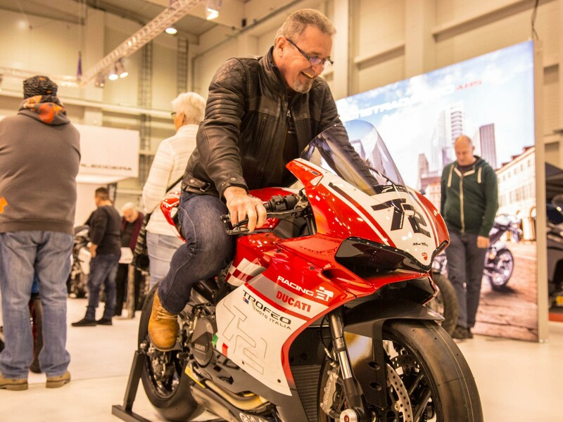 Bike Tulln 2017 - Messehighlights, Impressionen