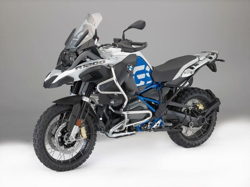 BMW Motorrad Modelle 2018 und Modellpflege