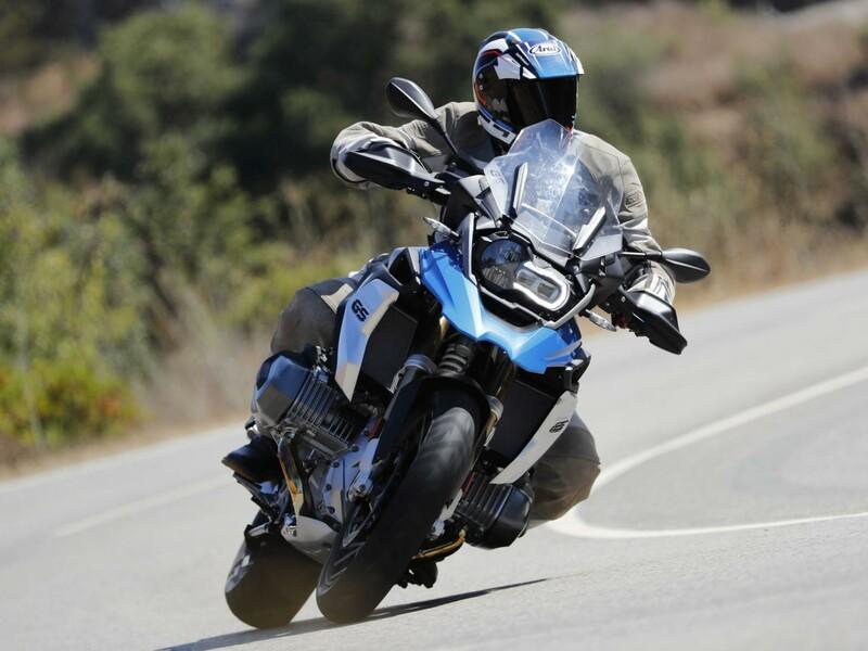 BMW R 1250 GS Test 2019