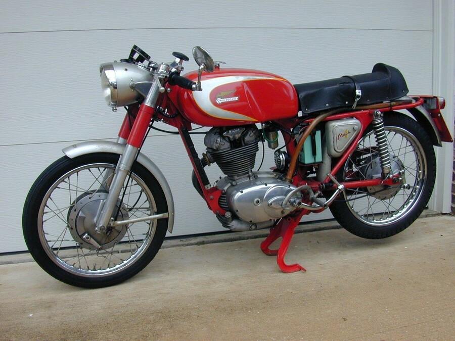 Ducati Diana Mach