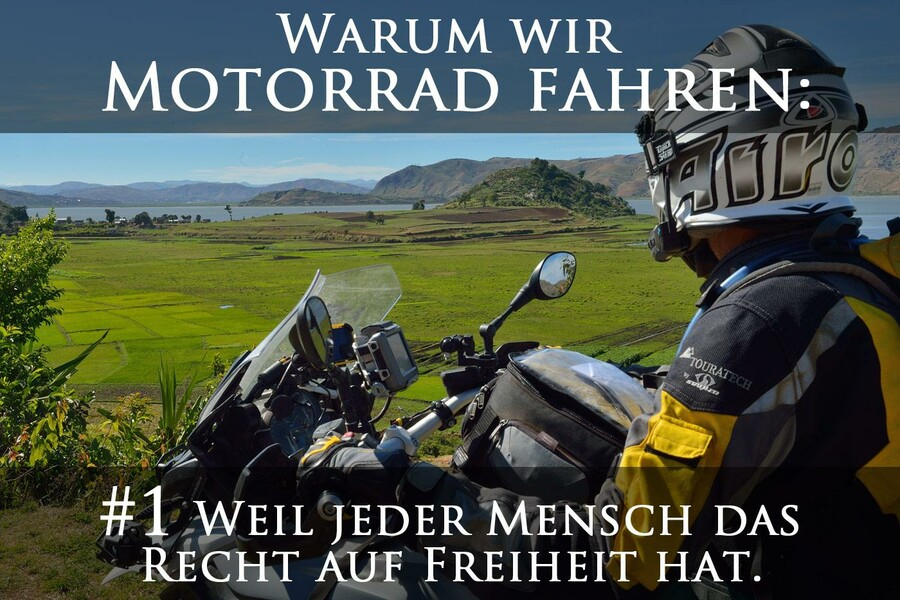 warum wir motorrad fahren. Black Bedroom Furniture Sets. Home Design Ideas