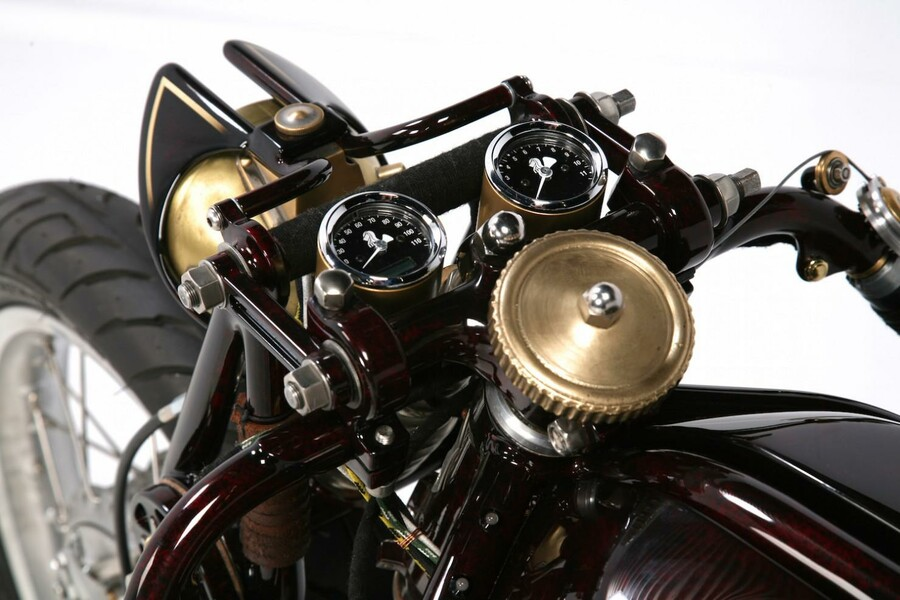 Old Empire Motorcycles Ducati