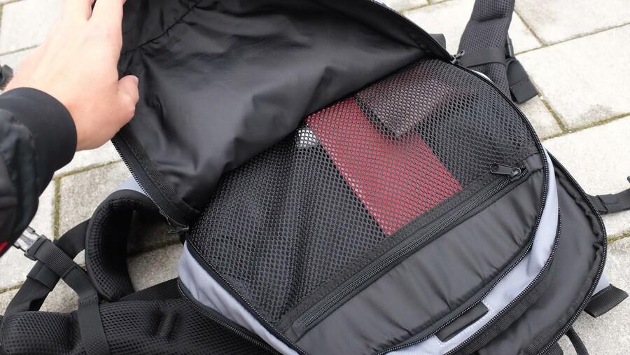 motorrad rucksack trooper von sw motech test. Black Bedroom Furniture Sets. Home Design Ideas