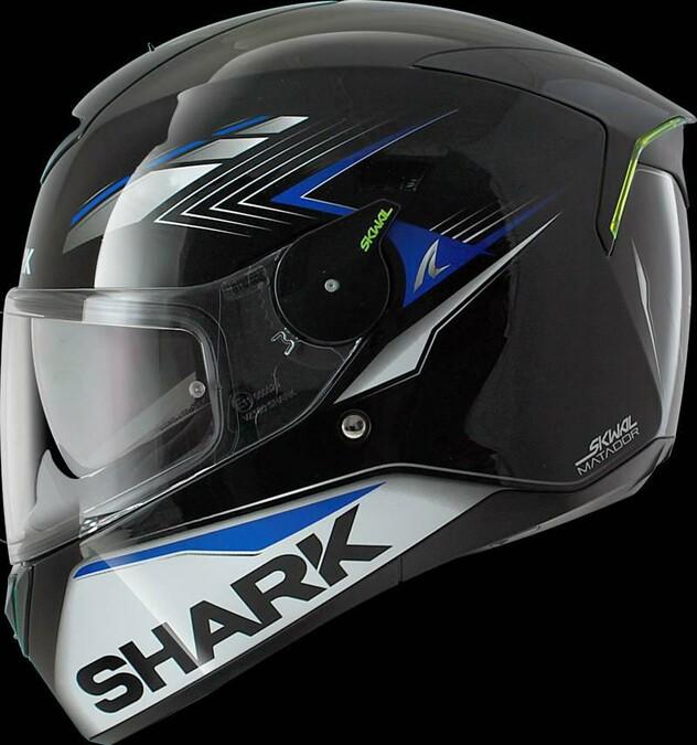 shark skwal led helm. Black Bedroom Furniture Sets. Home Design Ideas