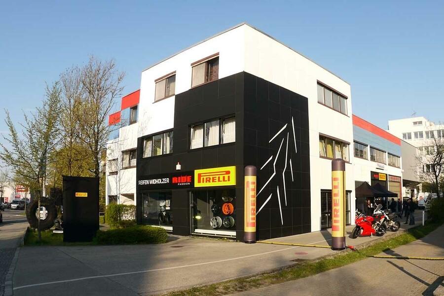 der erste ride passion store in deutschland. Black Bedroom Furniture Sets. Home Design Ideas