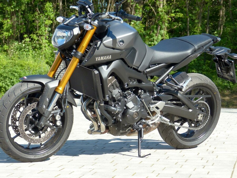 yamaha mt 09 2016 test. Black Bedroom Furniture Sets. Home Design Ideas