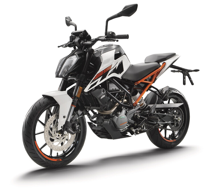 ktm 390 125 duke. Black Bedroom Furniture Sets. Home Design Ideas