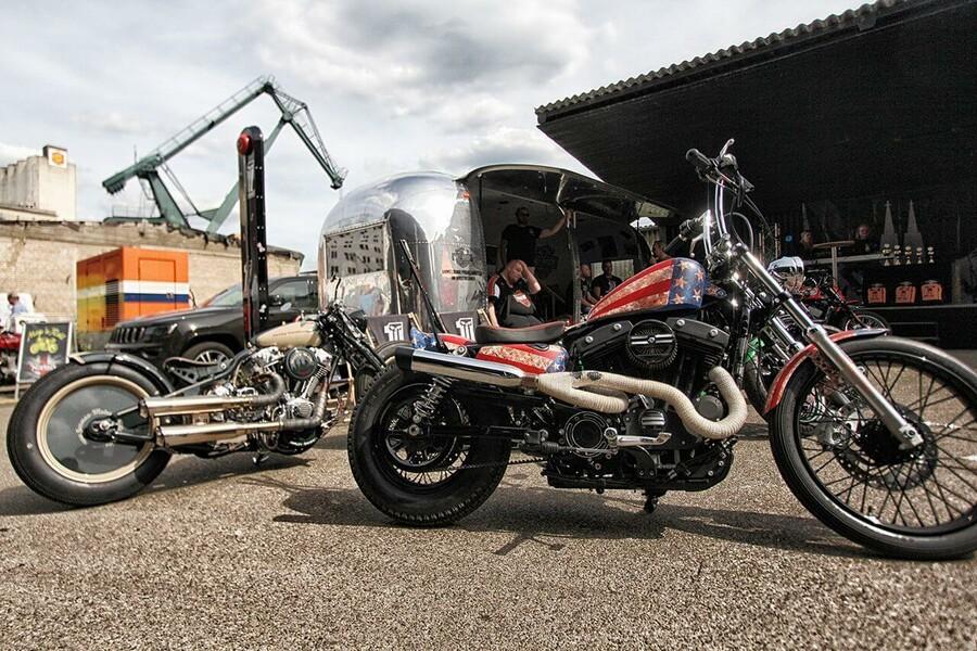 Harley Dome
