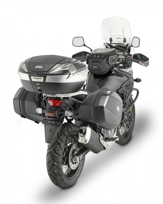 givi zubeh r f r suzuki dl v strom 650 2017. Black Bedroom Furniture Sets. Home Design Ideas