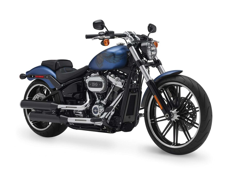 harley davidson enth llt die neuen softail modelle f r 2018. Black Bedroom Furniture Sets. Home Design Ideas