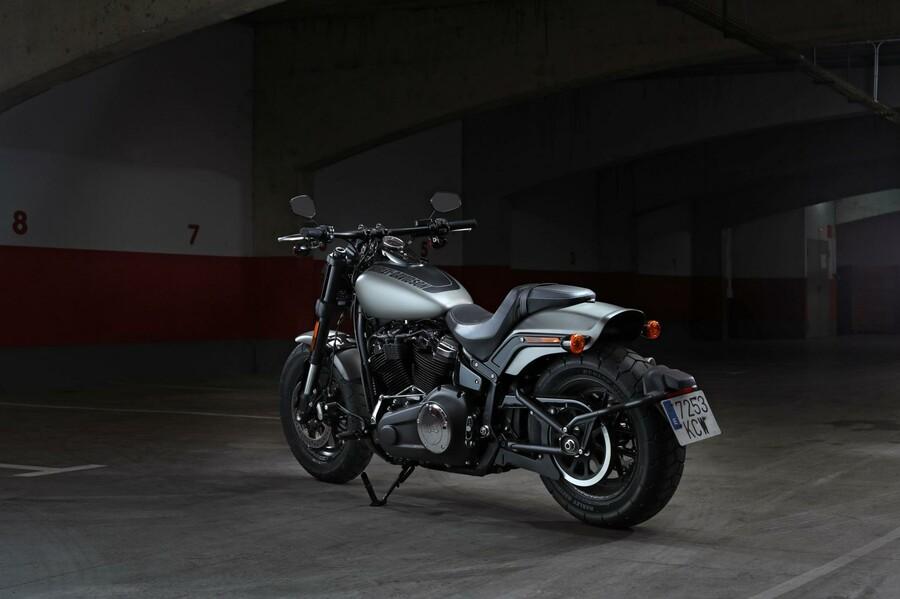Custom Harley Davidson  Test