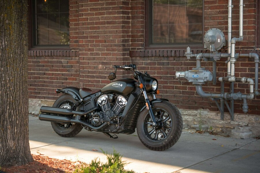indian scout bobber test 2018. Black Bedroom Furniture Sets. Home Design Ideas