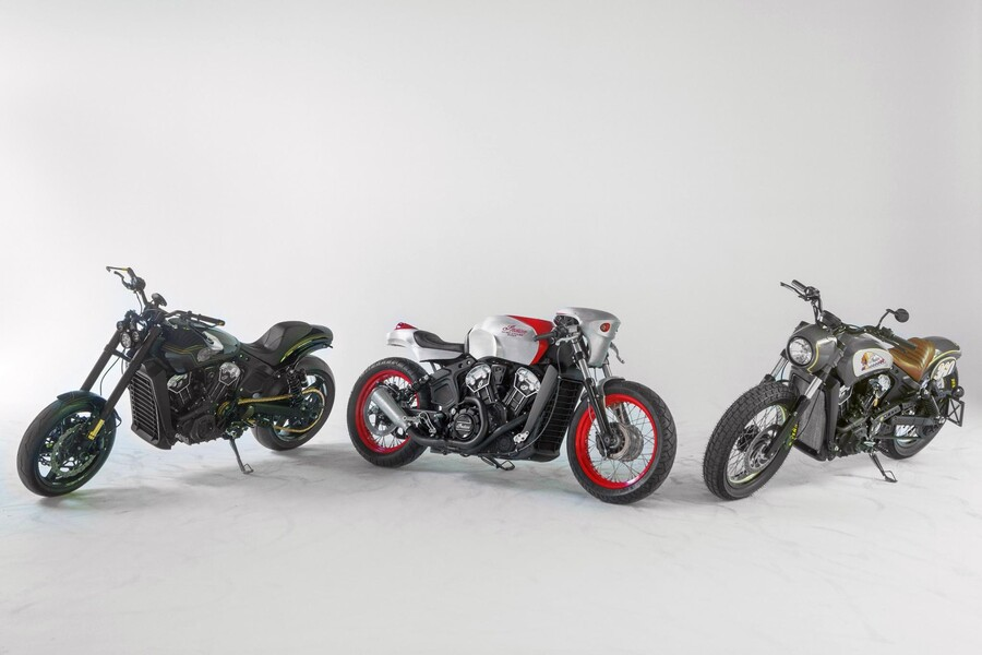 indian scout bobber custombikes. Black Bedroom Furniture Sets. Home Design Ideas
