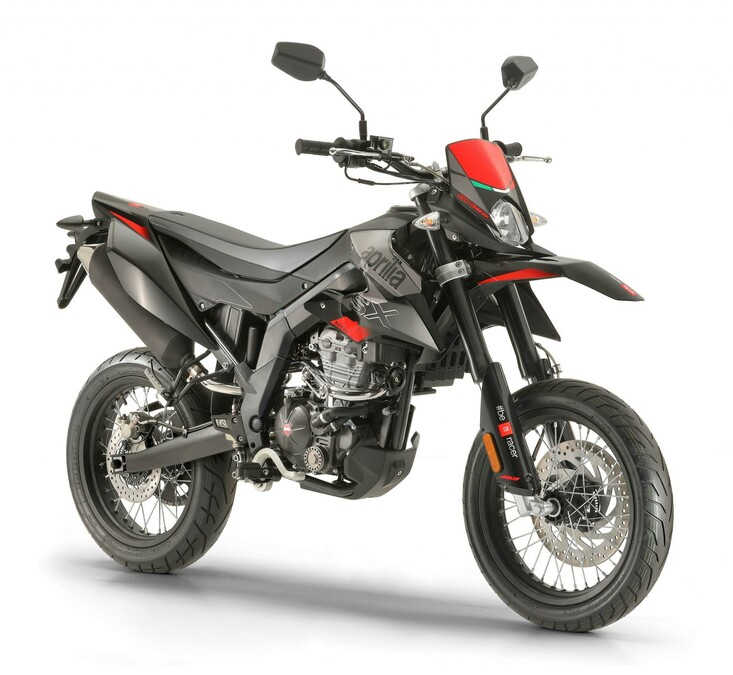 Yamaha   Enduro Red