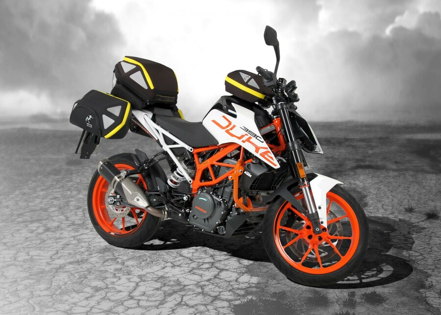 hepco becker zubeh r f r ktm 125 390 duke. Black Bedroom Furniture Sets. Home Design Ideas
