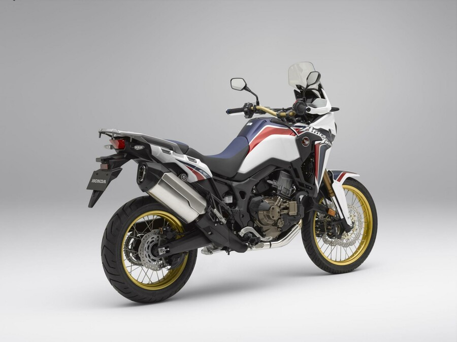 honda crf1000l africa twin 2018. Black Bedroom Furniture Sets. Home Design Ideas