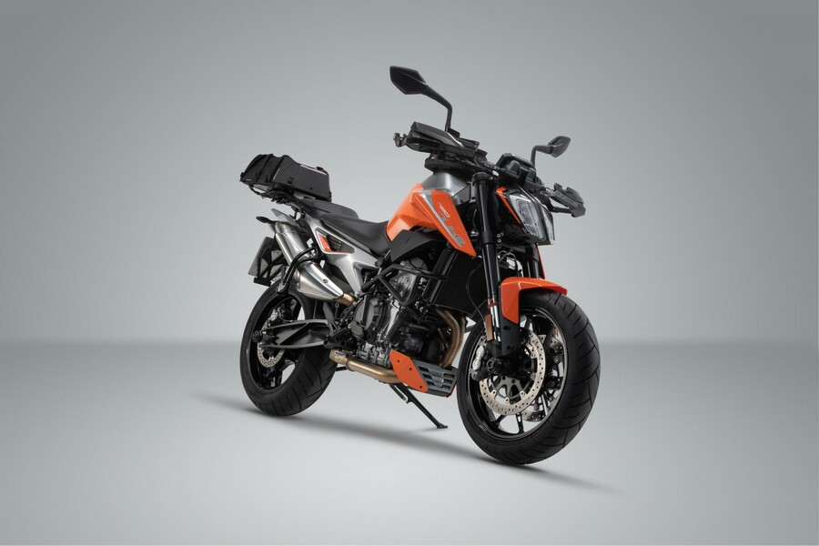 exklusive zubeh rl sungen von sw motech f r die ktm 790 duke. Black Bedroom Furniture Sets. Home Design Ideas