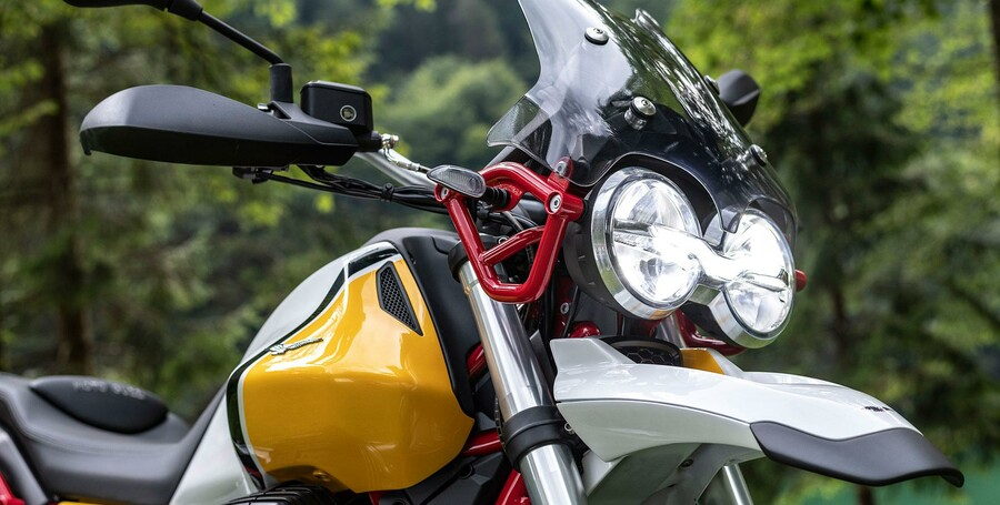Moto Guzzi V85 TT 2019 ÎικÏνα