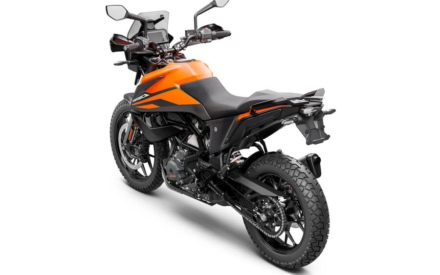 KTM 390 Περιπέτεια 2020