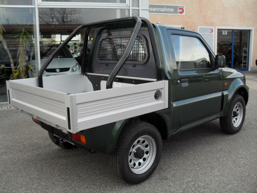 Suzuki Jimny X Club