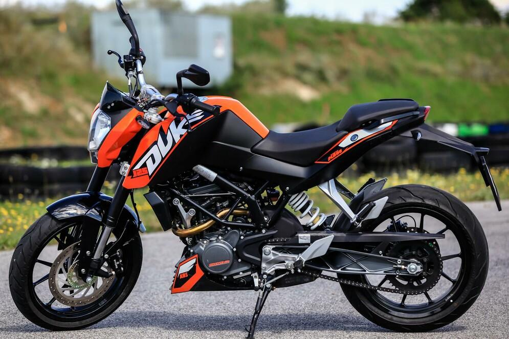 KTM 125 Duke Prien am Chiemsee   Wir kaufen dein Motorrad