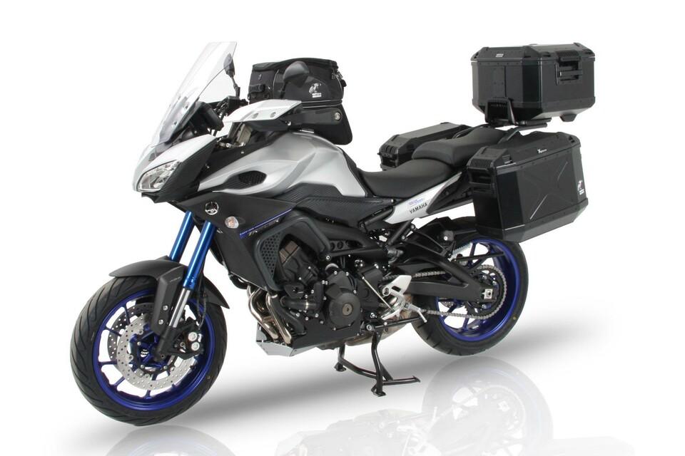 Yamaha Fz Saddlebags